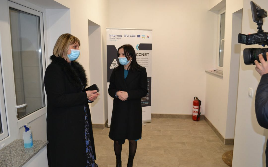 Ministrica Vučković posjetila Općinu Lovas