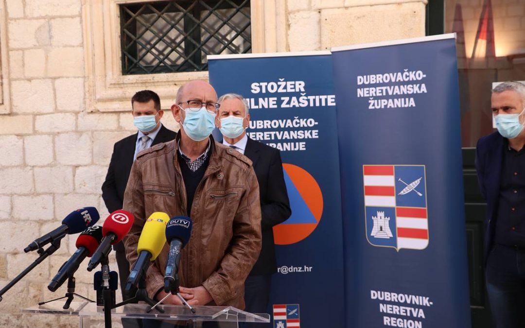 Načelnik Lasić: Županijski Stožer civilne zaštite ima našu punu podršku za traženje oštrijih mjera