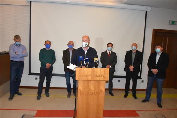 Marija Bistrica: Načelnik Milički očekuje donaciju za smještaj osoba čije su kuće stradale u potresu