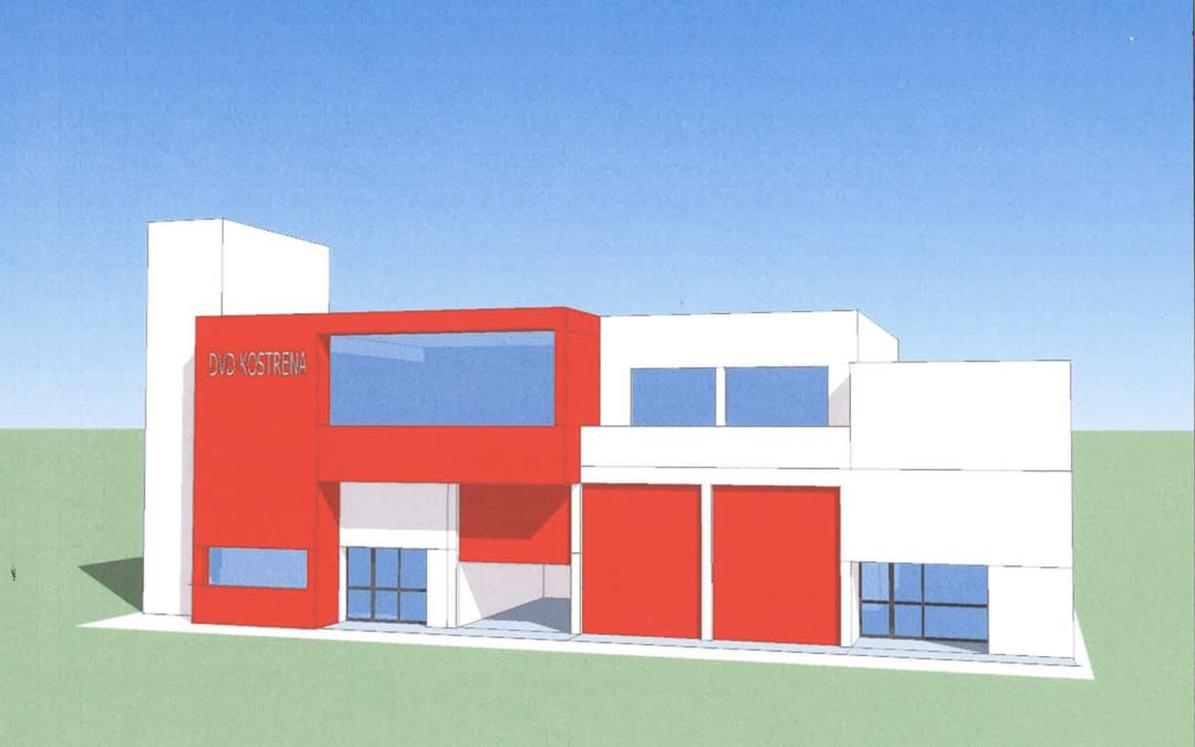 Kostrena: Kreće gradnja društveno-vatrogasnog doma u Pavekima