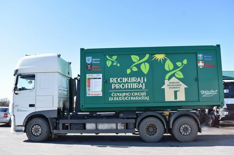 Petrijanec: Omogućeno besplatno odlaganje glomaznog otpada