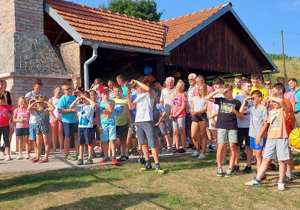 Zagorska Sela: Otvoreno novo dječje igralište u Poljani Sutlanskoj