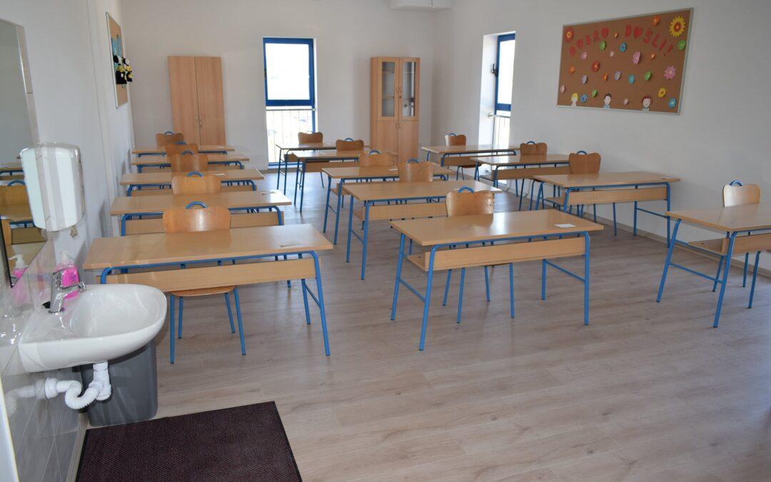 Sveti Filip i Jakov: Privedena kraju obnova područne osnovne škole u Turnju
